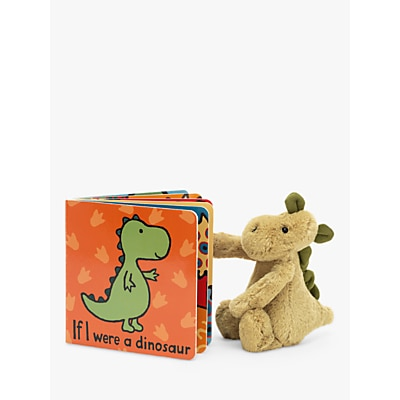 Picture of Jellycat If I Were A Dinosaur Children's Book