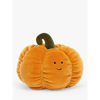 Picture of Jellycat Vivacious Vegetable Pumpkin Soft Toy