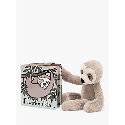 Picture of Jellycat If I Were A Sloth Children's Book