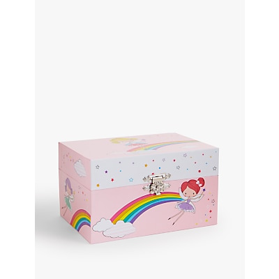 Picture of John Lewis & Partners Musical Fairy Jewellery Box