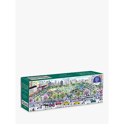 Picture of Galison Panoramic Cityscape Jigsaw Puzzle, 1000 Pieces