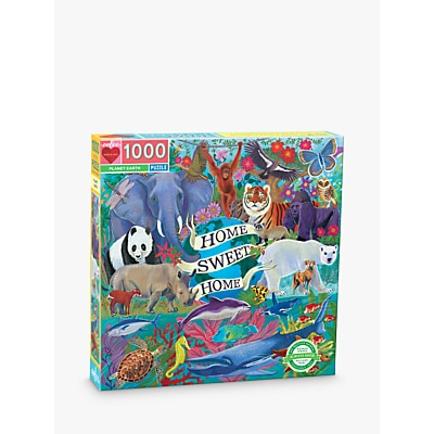 Picture of eeBoo Planet Earth Jigsaw Puzzle, 1000 Pieces