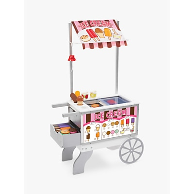 Picture of Melissa & Doug Snacks & Sweets Food Cart