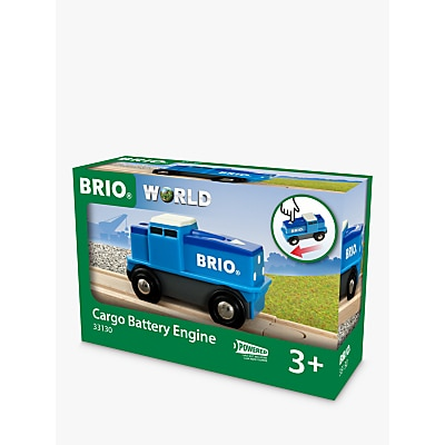 Picture of BRIO World Cargo Battery Engine
