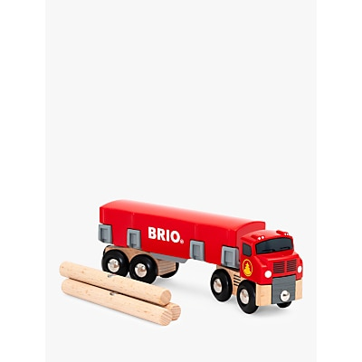 Picture of BRIO World Lumber Truck