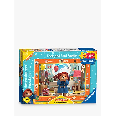 Picture of Ravensburger Paddington Bear My First Floor Jigsaw Puzzle