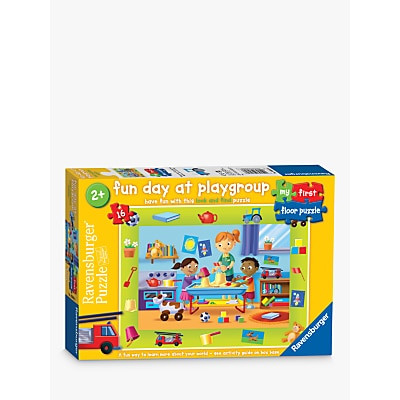 Picture of Ravensburger Fun Day At Playgroup My First Floor Jigsaw Puzzle