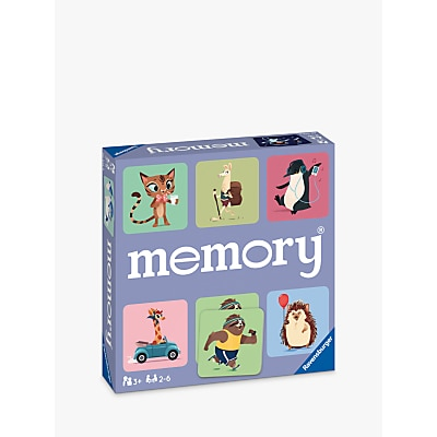 Picture of Ravensburger Happy Animals Memory Game
