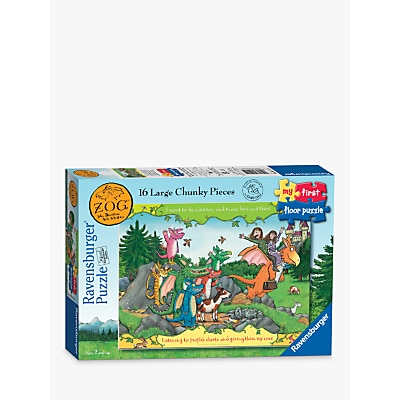 Picture of Ravensburger Zog My First Jigsaw Floor Puzzle