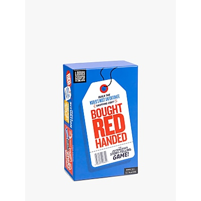 Picture of Professor Puzzle Red Handed Board Game