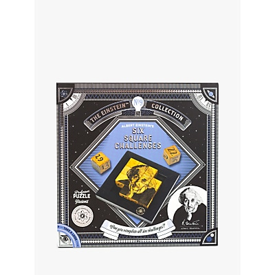 Picture of Professor Puzzle Einstein Game Compendium