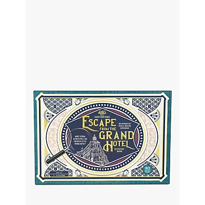 Picture of Professor Puzzle Escape from the Grand Hotel Game