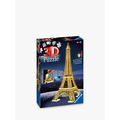 Picture of Ravensburger 3D Eiffel Tower Jigsaw Puzzle