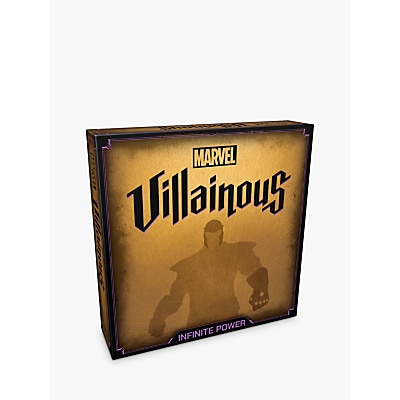 Picture of Disney Marvel Villainous Board Game