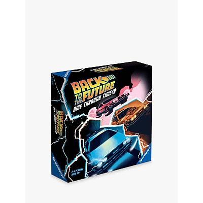 Picture of Ravensburger Back to the Future Board Game