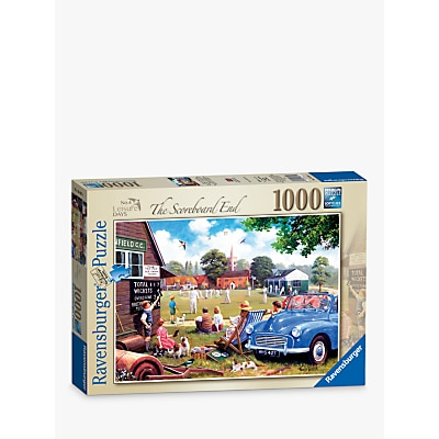 Picture of Ravensburger Scoreboard End Jigsaw Puzzle, 1000 Pieces