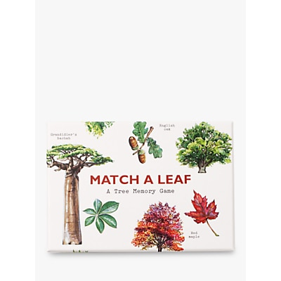Picture of Laurence King Publishing Match a Leaf Card Game