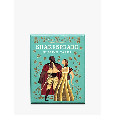 Picture of Laurence King Publishing Shakespeare's Characters Playing Cards