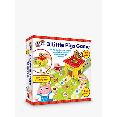 Picture of Galt 3 Little Pigs Game