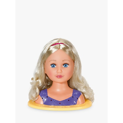 Picture of Zapf Baby Born Sister Styling Head Doll