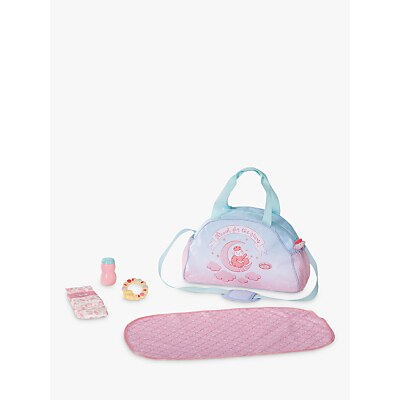 Picture of Zapf Baby Annabell Changing Bag