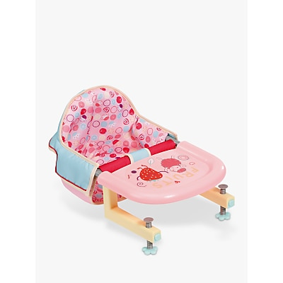Picture of Zapf Baby Annabell Lunch Time Feeding Chair