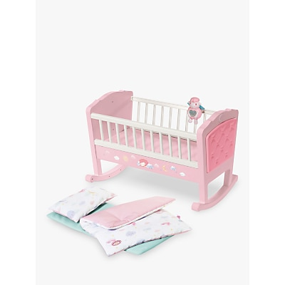 Picture of Zapf Baby Annabell Sweet Dreams Crib