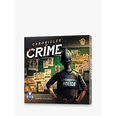 Picture of Asmodee Chronicles of Crime Game