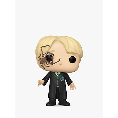 Picture of Funko POP! Vinyl Harry Potter Malfoy With Whip Spider