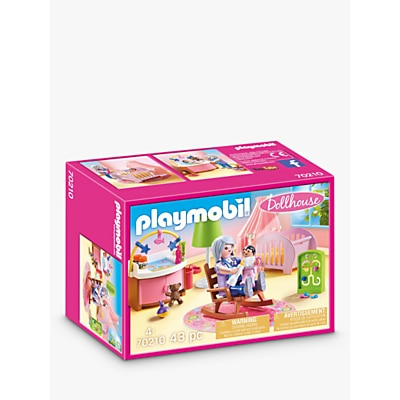 Picture of Playmobil Dollhouse 70210 Nursery
