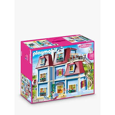 Picture of Playmobil Dollhouse 70205 Large Dollhouse