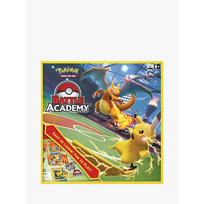Picture of Pokémon Trading Card Game Battle Academy Board Game
