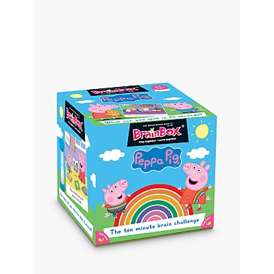Picture of BrainBox Peppa Pig Challenge Game