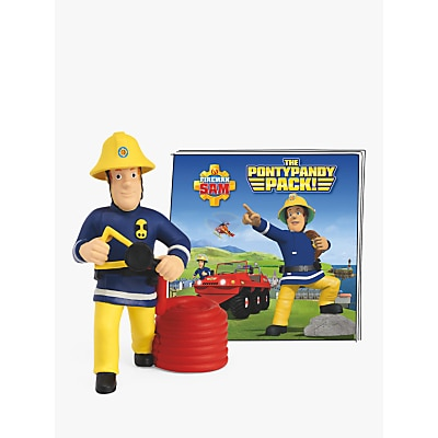 Picture of tonies Fireman Sam The Pontypandy Pack Tonie Audio Character