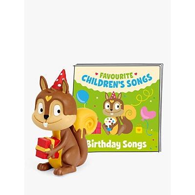 Picture of tonies Children's Favourite Birthday Songs Tonie Audio Character