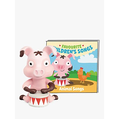 Picture of tonies Children's Favourite Animal Songs Tonie Audio Character