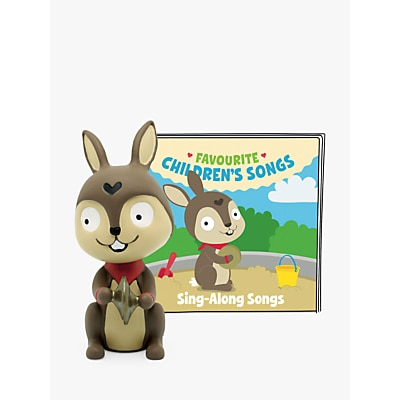 Picture of tonies Children's Favourite Sing-Along Songs Tonie Audio Character