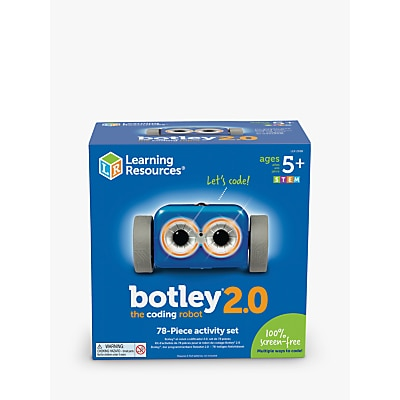 Picture of Learning Resources Botley 2.0 The Coding Robot Activity Set
