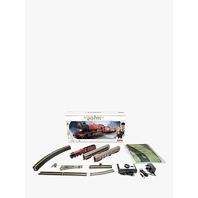 Picture of Hornby R1234M Hogwarts Express Train Set
