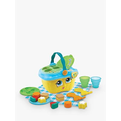 Picture of LeapFrog Shapes & Sharing Picnic Basket, Yellow