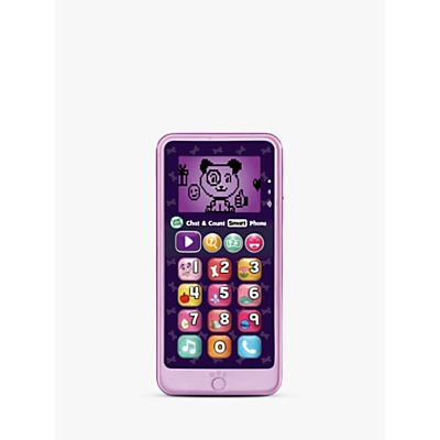 Picture of LeapFrog Chat & Count Smart Phone Violet