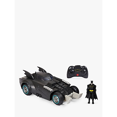 Picture of Spin Master Batman Launch and Defend Batmobile