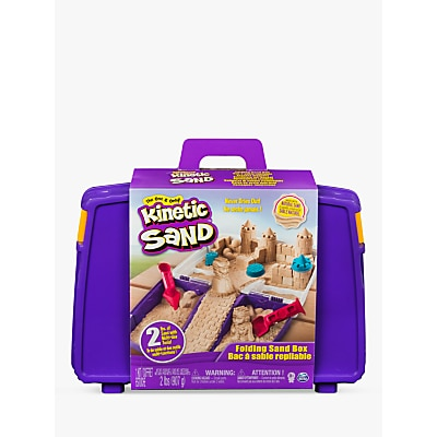 Picture of Spin Master Kinetic Sand Folding Sandbox
