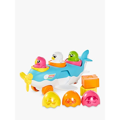 Picture of Toomies Hide And Squeak 2-In-1 Load And Go Plane
