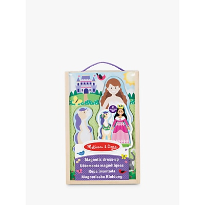 Picture of Melissa & Doug Magnetic Princess Dress Up Play Set