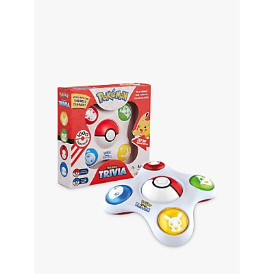 Picture of Pokémon Trainer Trivia Game