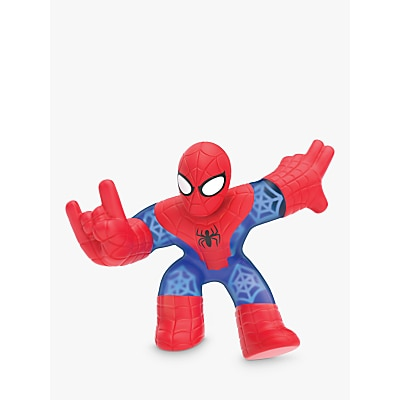 Picture of Heroes of Goo Jit Zu Marvel Spiderman Squishy Action Figure
