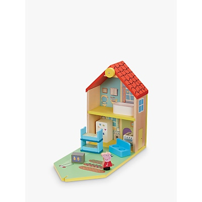 Picture of Peppa Pig Wooden Family Home