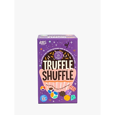 Picture of Professor Puzzle Truffle Shuffle Party Game