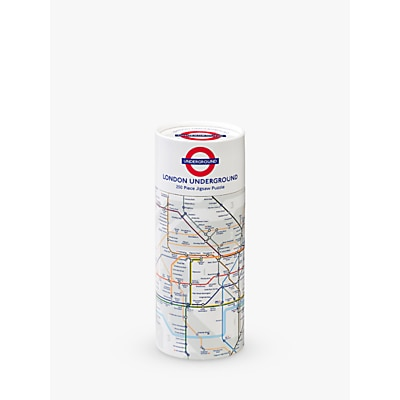 Picture of Gibsons London Underground Jigsaw Puzzle, 250 Pieces